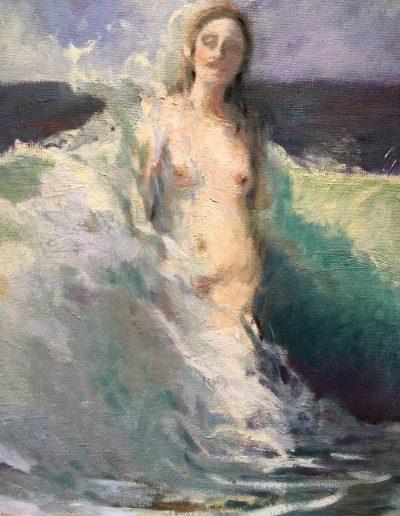 Woman Emerging